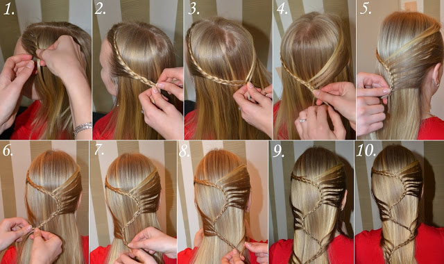 Tention Free Hairstyles For Girls