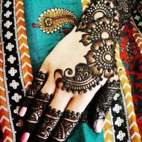 Best Mehndi Designs For Eid