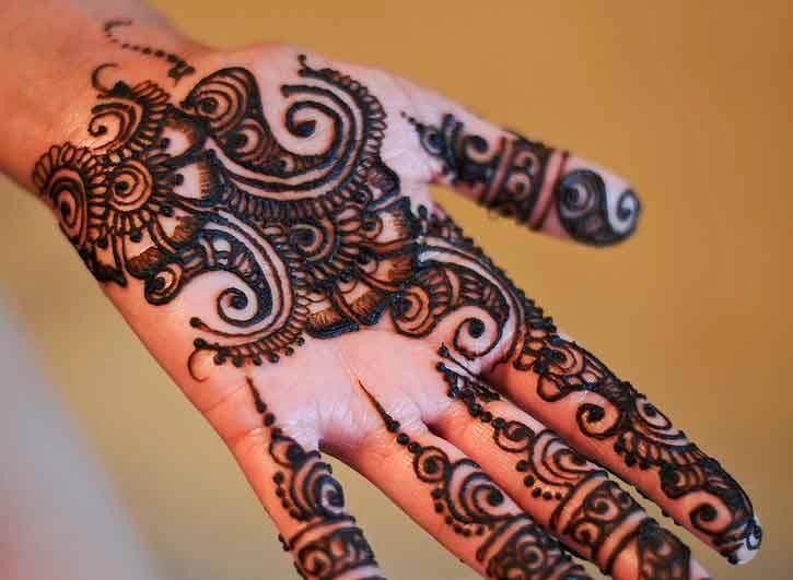 Eid New Mehndi Designs
