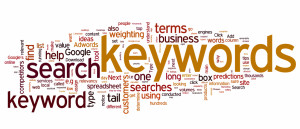 Most popular long term keywords (top 200 only)