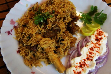 Mutton Biryani Recipes