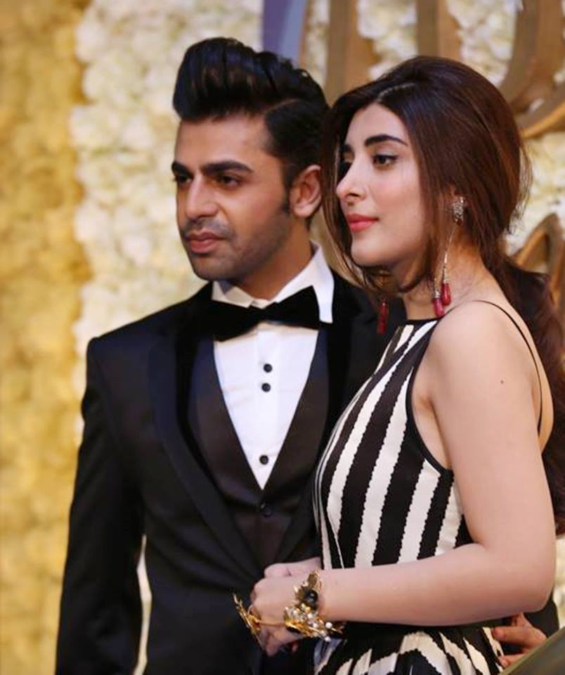 Farhan Saeed & Urwa