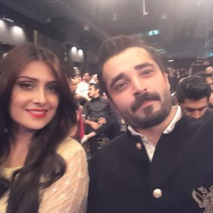 Aiza Khan & Hamza Ali Abbasi