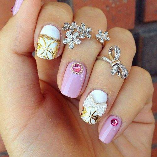 new nail art fashion