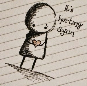 It's hurting again