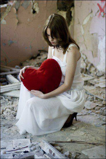 Tention free sad dps - Sad heart wallpapers love ...