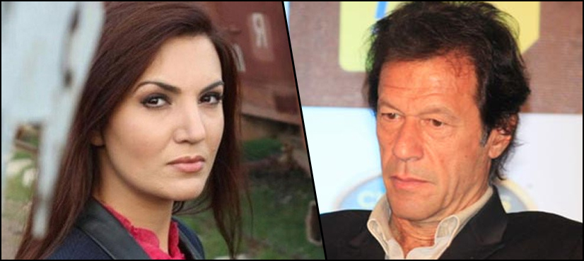 Imran and Reham part ways, agree on divorce