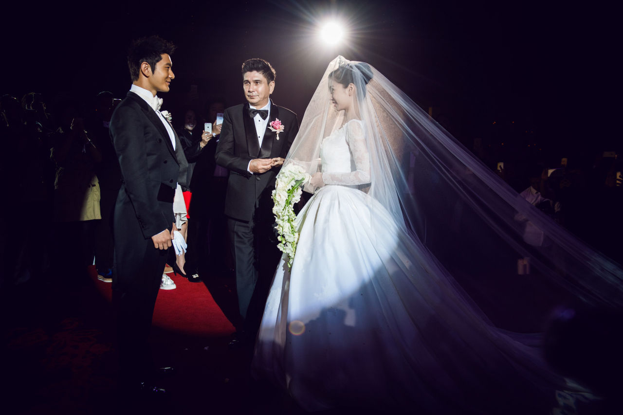 This is How a $31 Million Wedding Looks Like