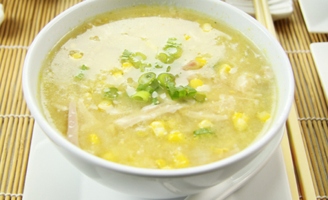 Chicken corn soup recipes